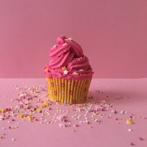 Cup Cake Sparkles